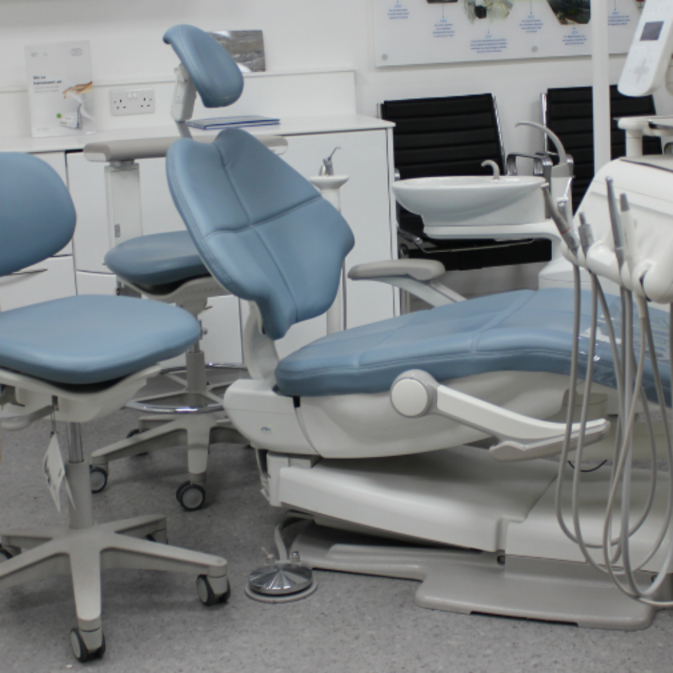 Dental Equipment Showrooms in UK with A-dec Equipment