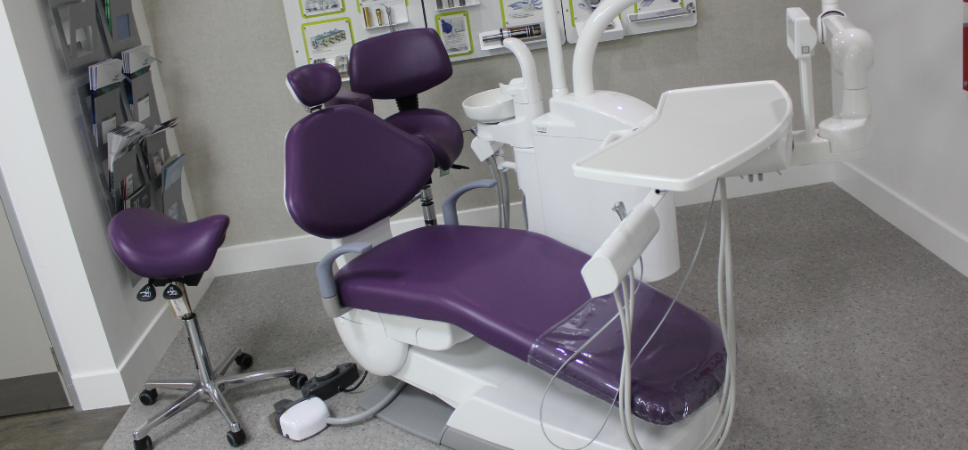 Dental Equipment Showrooms with Belmont Clesta Chair Package