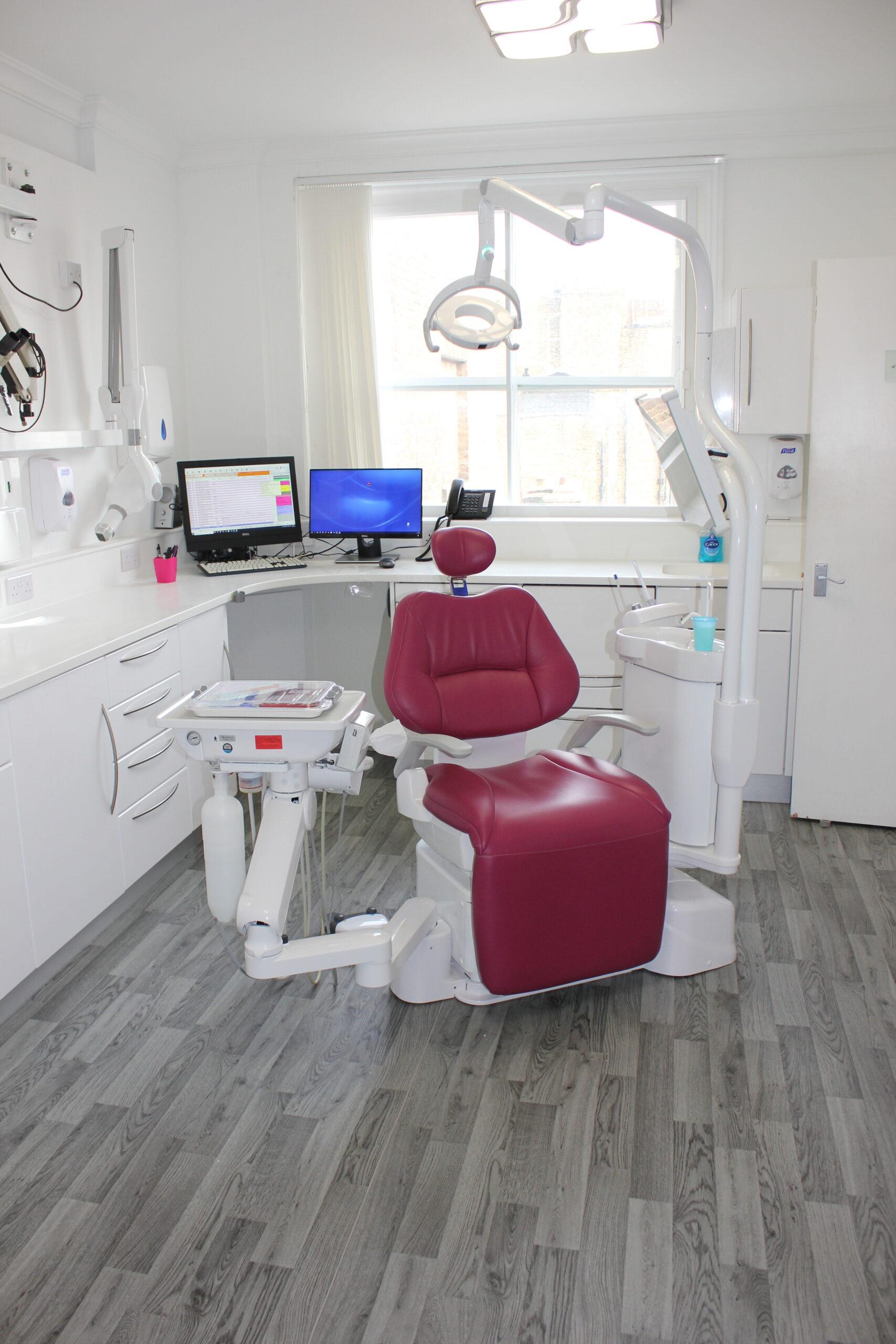 Belmont Cleo IIE at Heffernan Dental Specialists