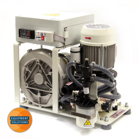 Cattani Turbo Jet 1 Suction Pump is a single surgery motor