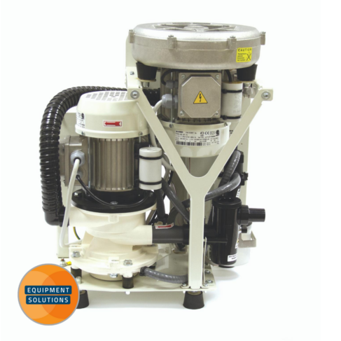 Cattani Turbo Jet Compact suction pump for a single surgery