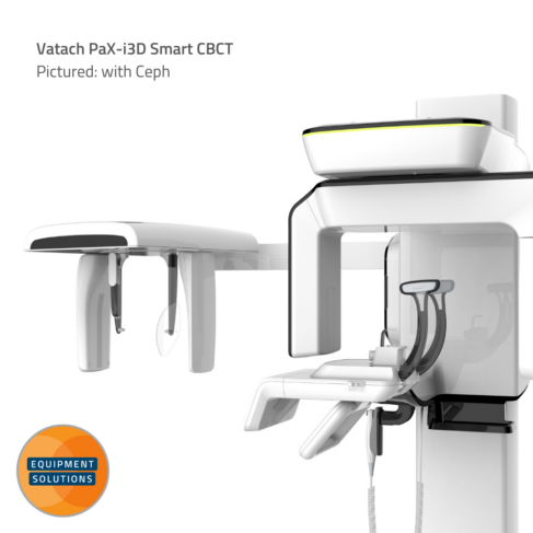 Vatech PaX-i3D Smart CBCT pictured with Ceph