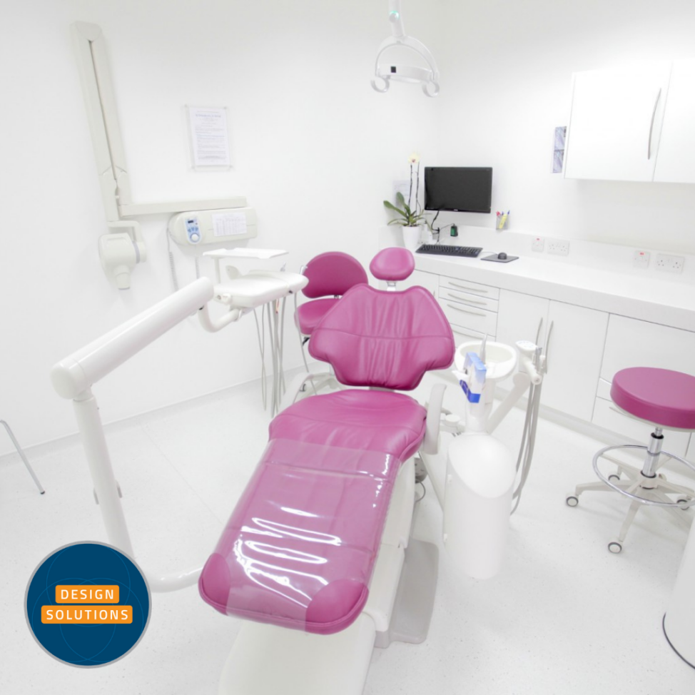 Good Dental Practice Design ensures a balance of ergonomics and aesthetics