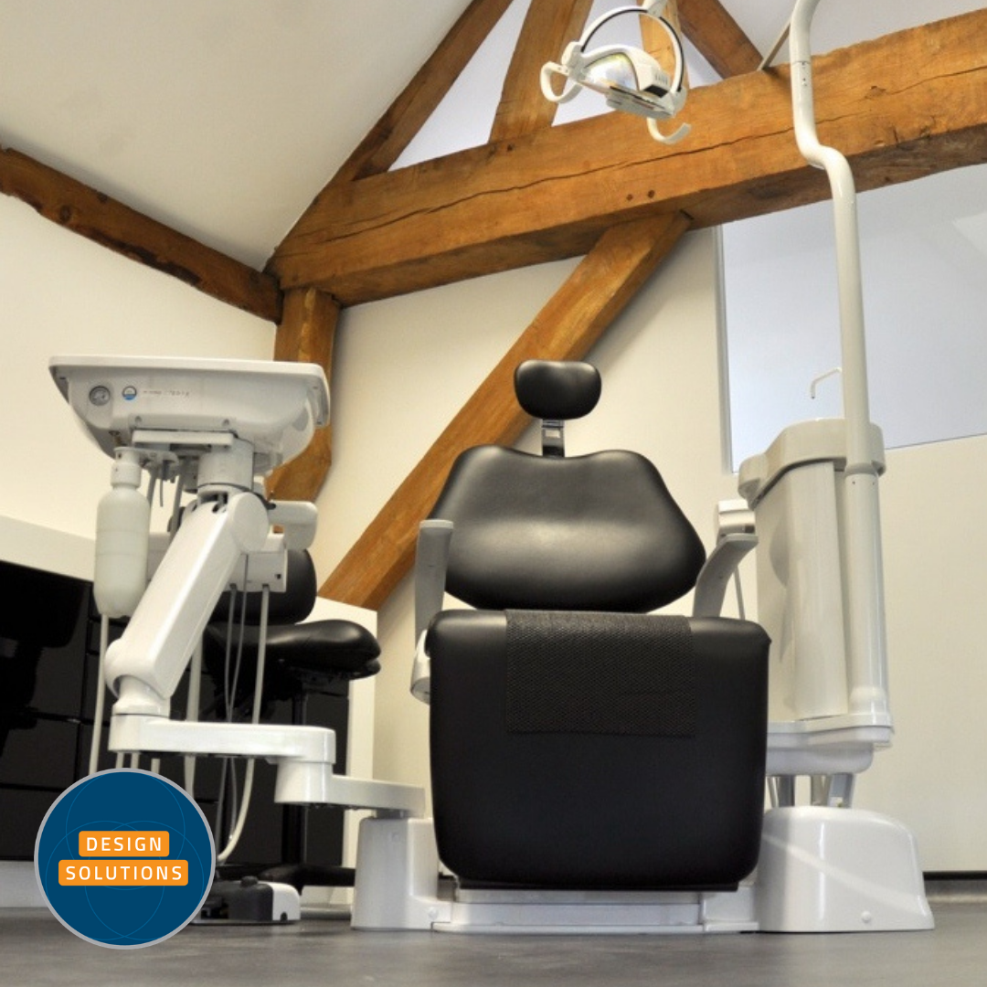 Dental Practice Design for a pioneering dental laboratory in Oxfordshireental