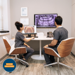 Quality Dental Practice Design considers every space and the way you work