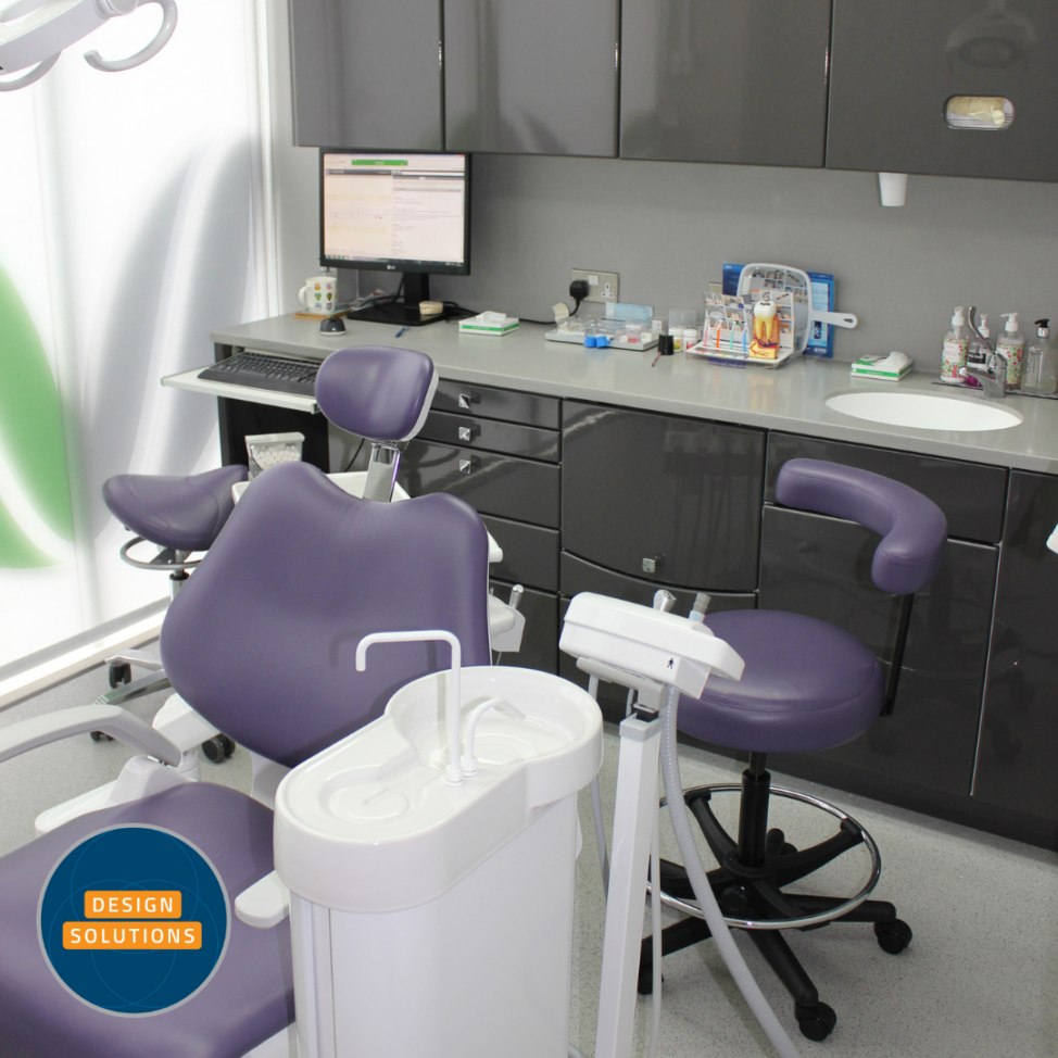 Dental Practice Design and Dental Surgery Design sit side by side