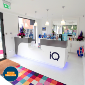 Dental Practice Design for Specialist Treatment Centres such as Orthodontics