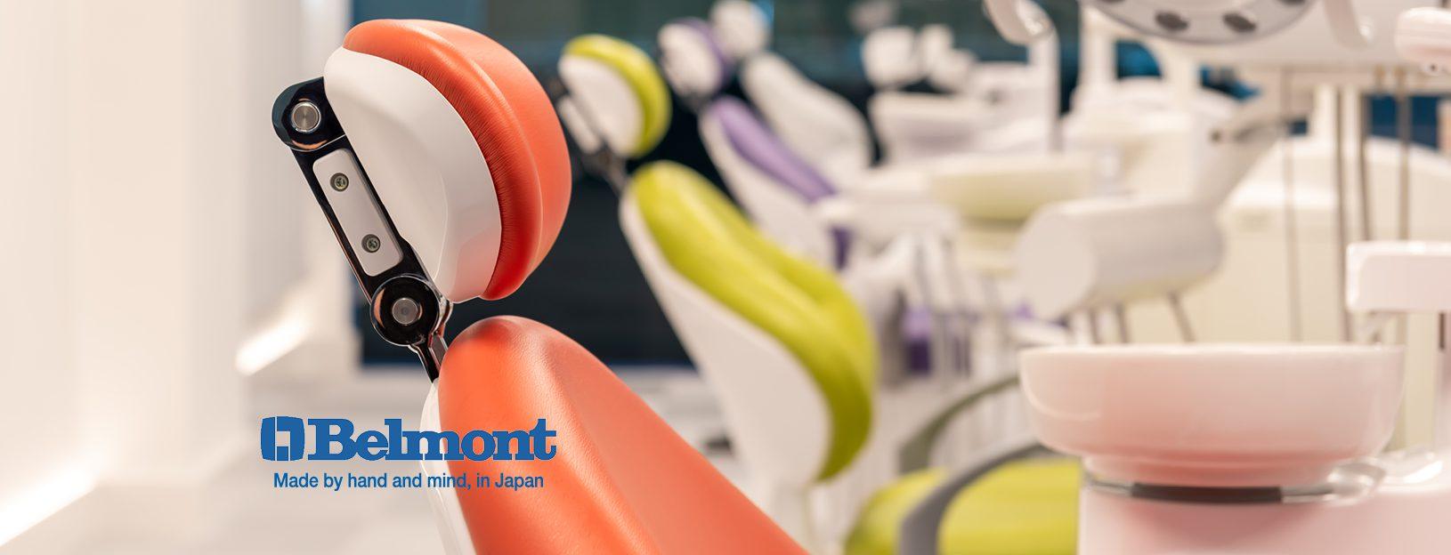 The extensive Belmont Dental Equipment range