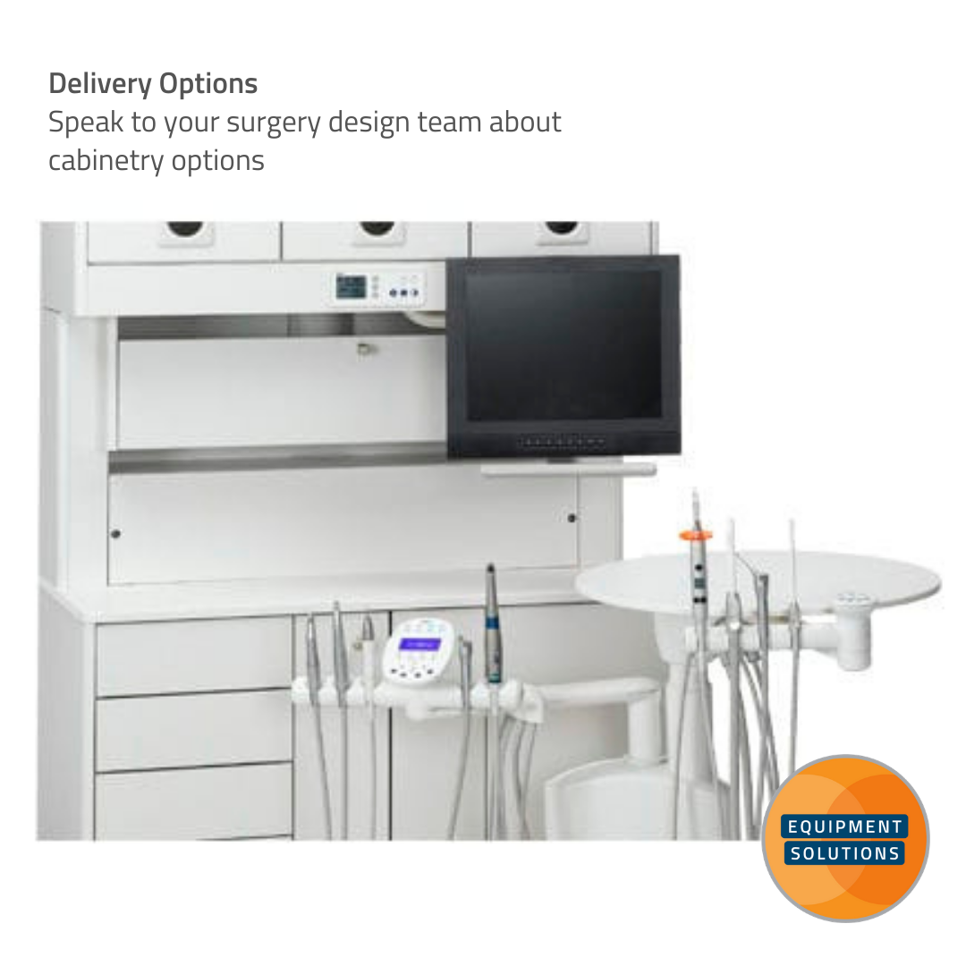 A-dec duo delivery system