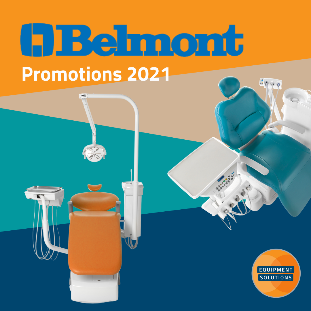 See Belmont's Current Promo on Dental Chairs