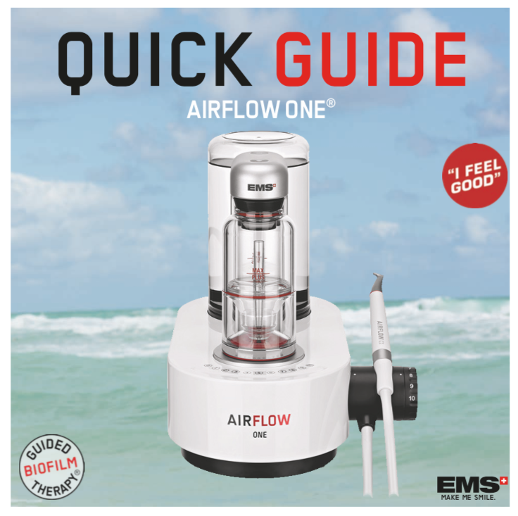 EMS Airflow ONE Quick Guide