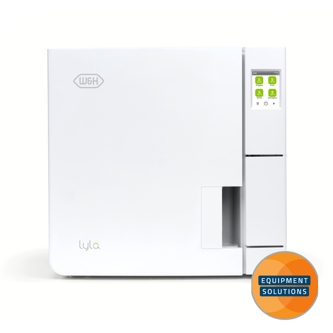 W&H Lyla Autoclave is the new 17 or 22 litre unit from this world leading manufacturer