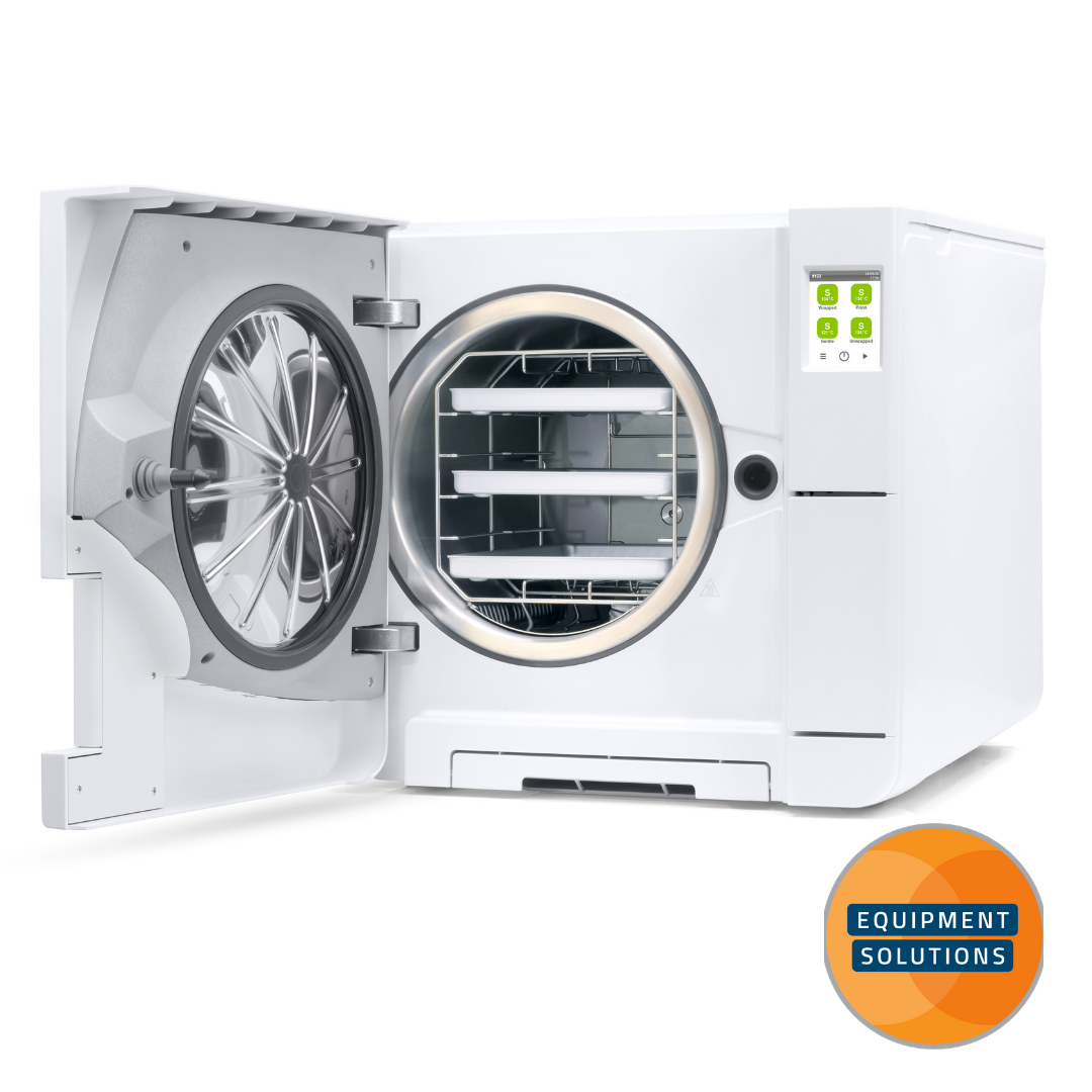 W&H Lyla Autoclave is easy to use