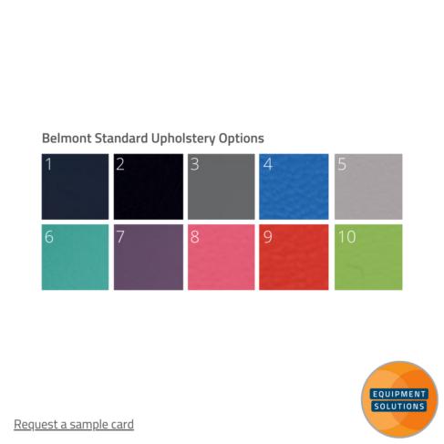 Belmont Standard Colour Options