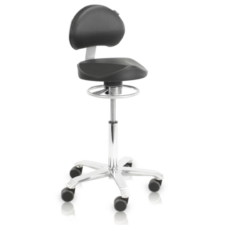 Score Dental Medical 6301 Stool with Lumbar Support