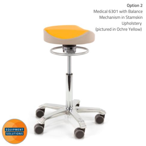 Score Dental Medical 6301 Stool with Balance Mechanism