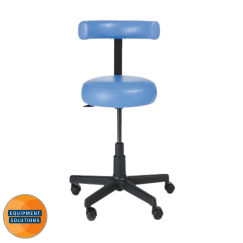 Belmont ic-D Stool with Logo